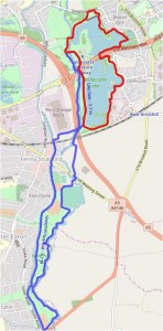 The Waterhall Trail